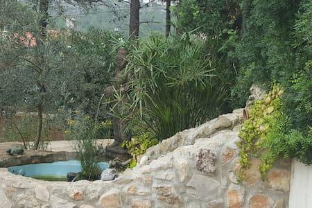 Casa de montaña cerca de Gandia - Simat de la Valldigna - Apartemen