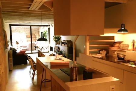 Habitació al casc antic de Vic - Vic - Appartement