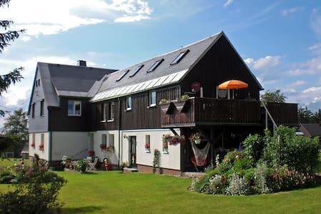 """Ferienhaus """"Am Wald #2"""" Mühlleithen - Wohnung"""