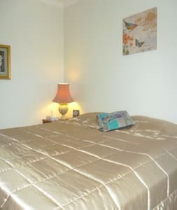 Large double room with bathroom - Bed & Breakfast