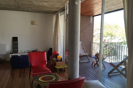 Moderno Estudio en Nuñez, Bs AS. - Appartamento