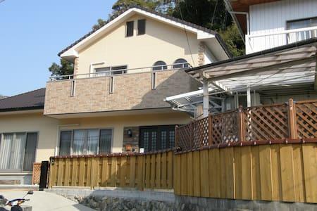 白浜温泉まで20分、又世界遺産熊野古道の入り口として拠点になります。 - Apartment