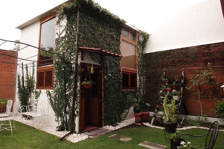 Beautiful loft in Puebla