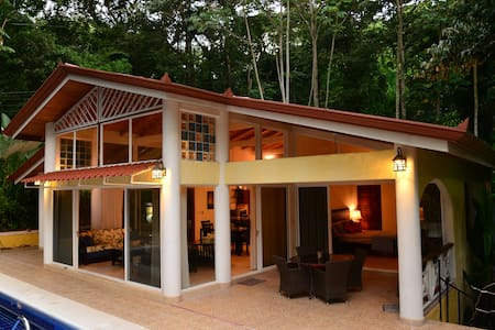 Casa Selva jungle luxury  with pool - Manuel Antonio - House