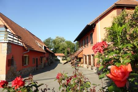 Gite du moulin de la Souffel - Haus