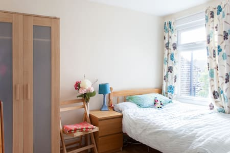 Great Room 22min to Central London! - Rumah