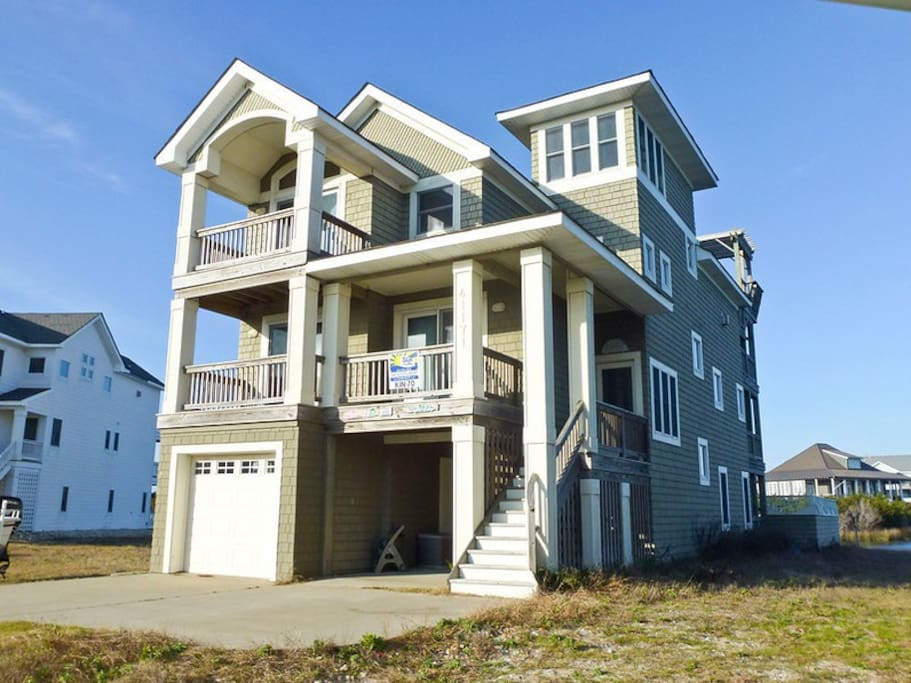 Perfect Vacation Home Outer Banks Houses For Rent In Avon