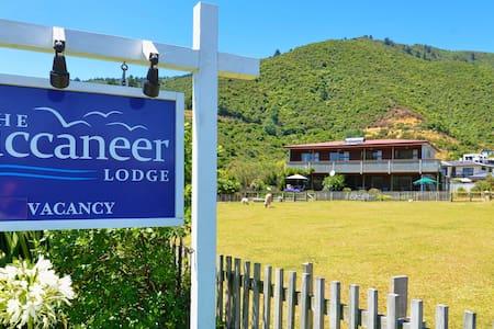 Buccaneer Lodge - Waikawa - Waikawa