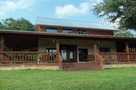 Quiet cabin in the woods on 70 acres - Oglesby