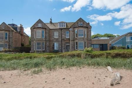 Hideaway by the sea North Berwick - アパート
