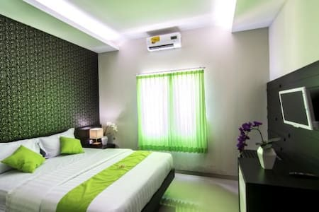 Apt Kuta 1BR-Free Airport Pick Up