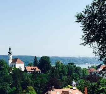 Modern Villa - fantastic view - Huis