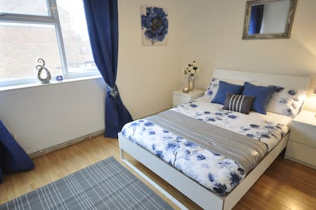 (CHA-C) LOVELY ROOM NEAR SHOREDITCH PARK FOR 2 - Apartment