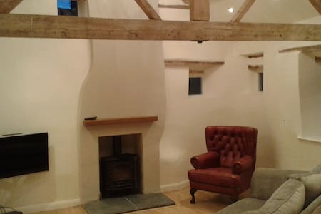 New barn conversion - Appartement
