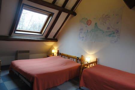 Chambre d'Hôte Tahiti Ferme Wolphus - Bed & Breakfast