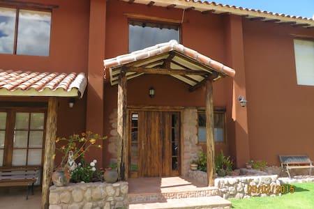 Casa en Valle Sagrado Cusco! - Huis