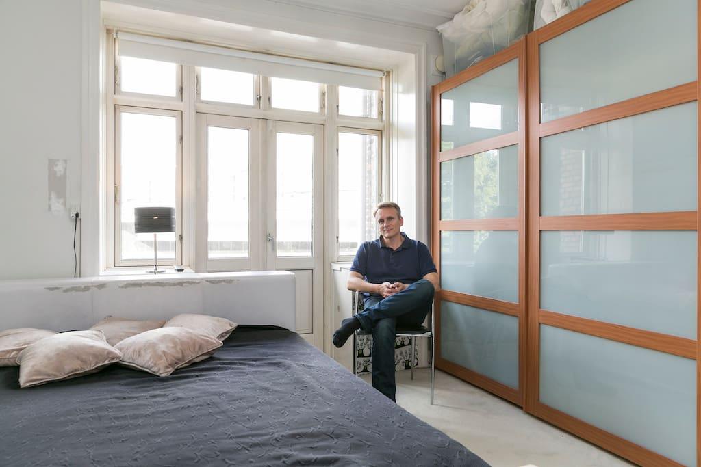 Centralt beliggende stort værelse.   apartments for rent in ...