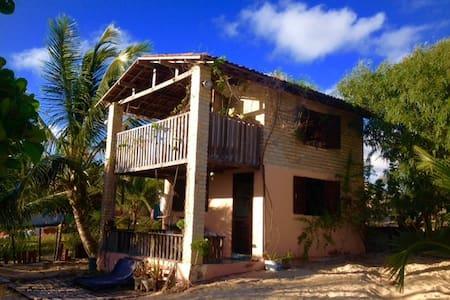 Challet in Genipabu beach - Casa