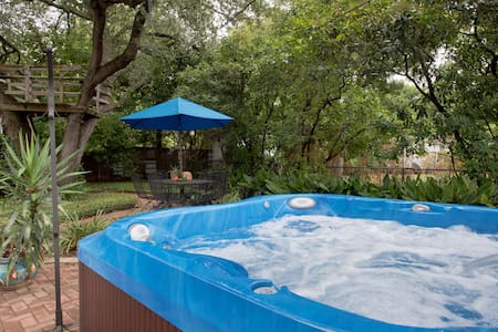 Spacious  Sunny Garden Oasis - Austin - House