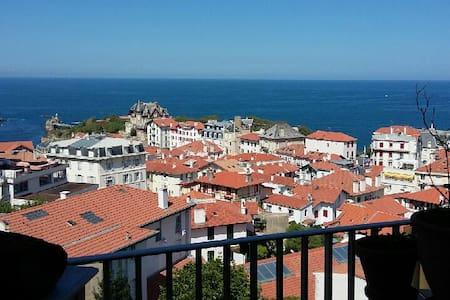 Biarritz centre ville chambre - Appartement
