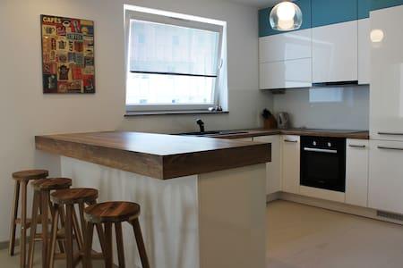 2 pok. nowe /fully furnished 2 bdr. - Wohnung