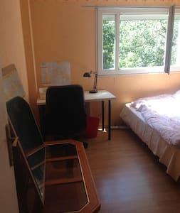 une chambre dans un pavilion - Reihenhaus