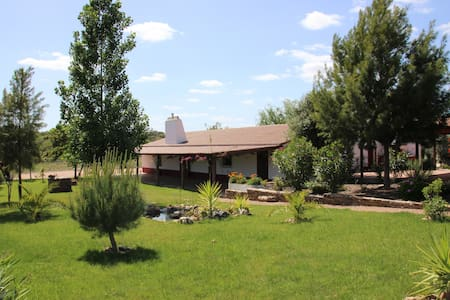 5★ Rustic House in 110.000 sq. meters quinta - HFF - Alandroal - Haus