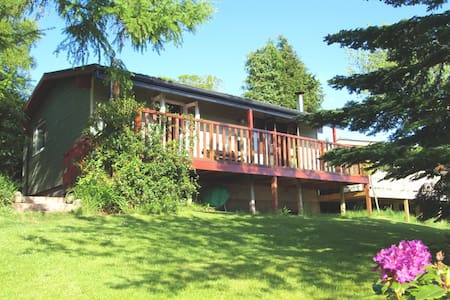 Lodge in Kippford, S. W. Scotland - Chalet