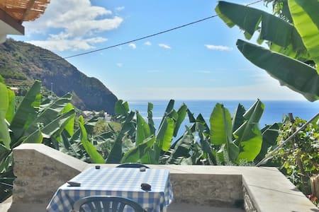Romantic Sea View Cottage Madeira - Vila