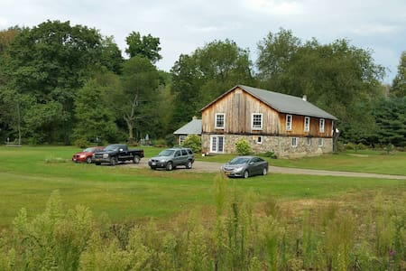 Country living in southern tier NY - Szoba reggelivel