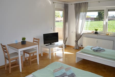 2-Bettzimmer - Apartment