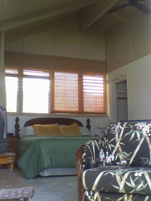 room from lanai