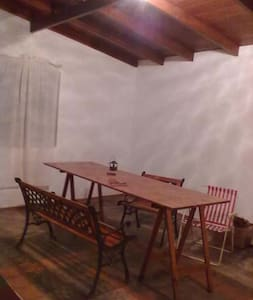 Casa sencilla y rústica en Garupá