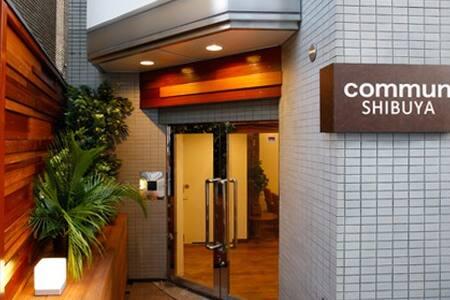 Shibuya commun for MEN's