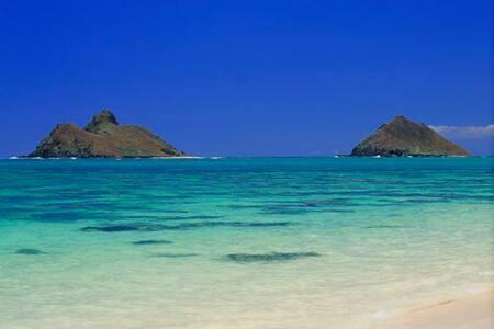 Kailua Blue Ocean Breeze Classic - Kailua - House