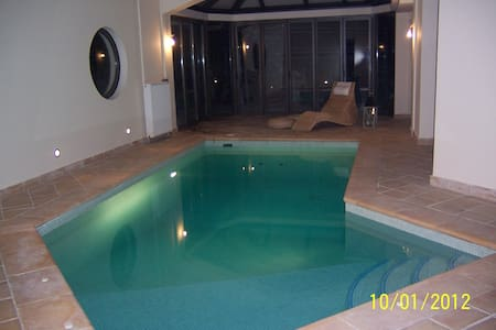 Luxurious Villa 20 min from Athens - Dionisos