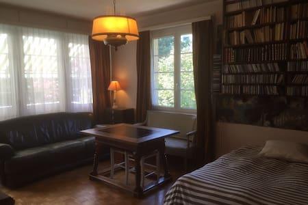 Bel appartement au centre Fribourg - Apartemen