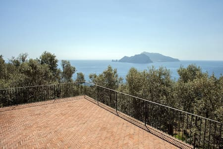 Ex Olive oil mill Amalfi Coast - Haus