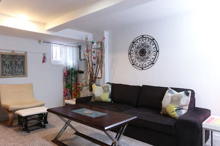 Ideal Extended-Stay DC Apt. Rental