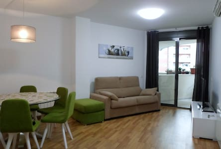 Ideal apartment for family 8 pers. - Appartement