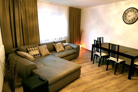Modern 2-room flat on Luitpoldpark