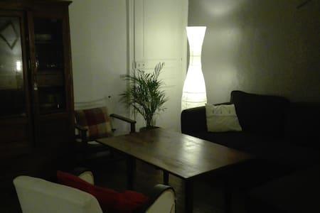 90 m² dans maison de ville / jardin