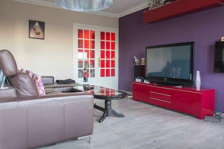 Superbe T5 proche  Zénith de Rouen - Apartment