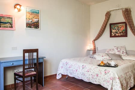 Apartment and Nature in Tuscany - Wohnung