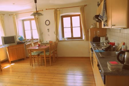 Ferienwohnung am Großen Brombachsee - Appartement
