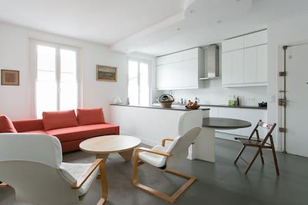 Appartement 1er étage clair rénové. - Ivry-sur-Seine - Appartement