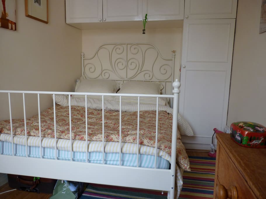 Lovely Double Bed!