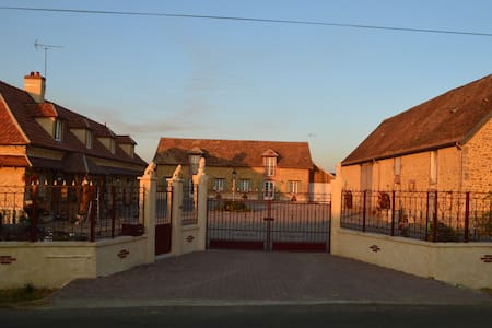 le grand beauvais chambre d'hotes - Bed & Breakfast