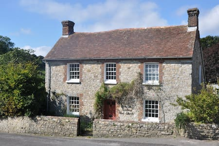 The Old Farmhouse W. Lulworth Twin - Huis