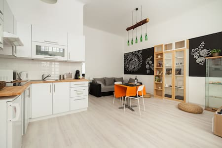 Downtown Flora Apartment - Wohnung